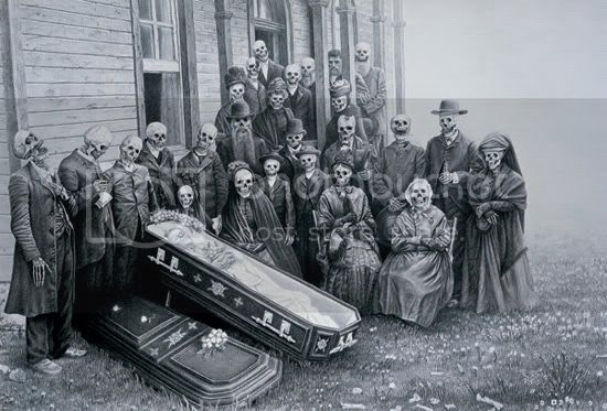 Laurie Lipton –Family Reunion-