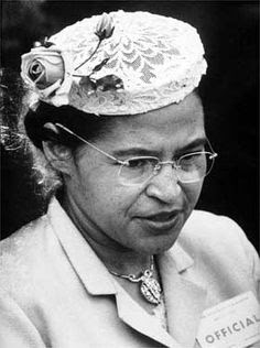 She paid the bus fare, so despite local law (blacks to the back), seamstress Rosa Parks, then42, decided not to give up her seat to a white man. When she was hauled into court four days later, on December 5, 1955, blacks in Montgomery, Alabama, stopped taking buses. The boycott, led by Martin Luther King Jr, 26, ran for 381 days until the Supreme Court struck down the ordinance.