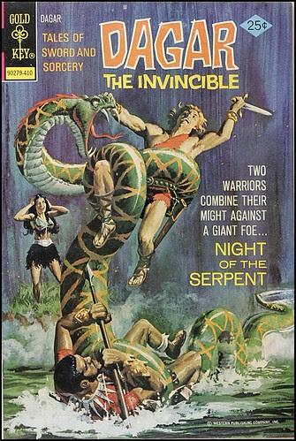 Dagar the Invincible #9