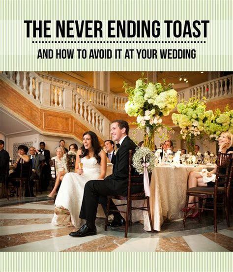 Toast, Wedding toasts and Tips on Pinterest