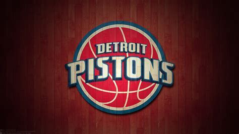 2018 Detroit Pistons Wallpaper  PC  iPhone  Android