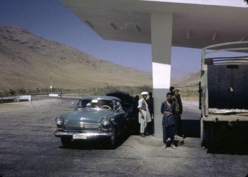 Galeria de fotos do Afeganistão dos anos 50 e 60 34