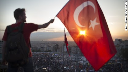 Why Taksim Square matters to Turks