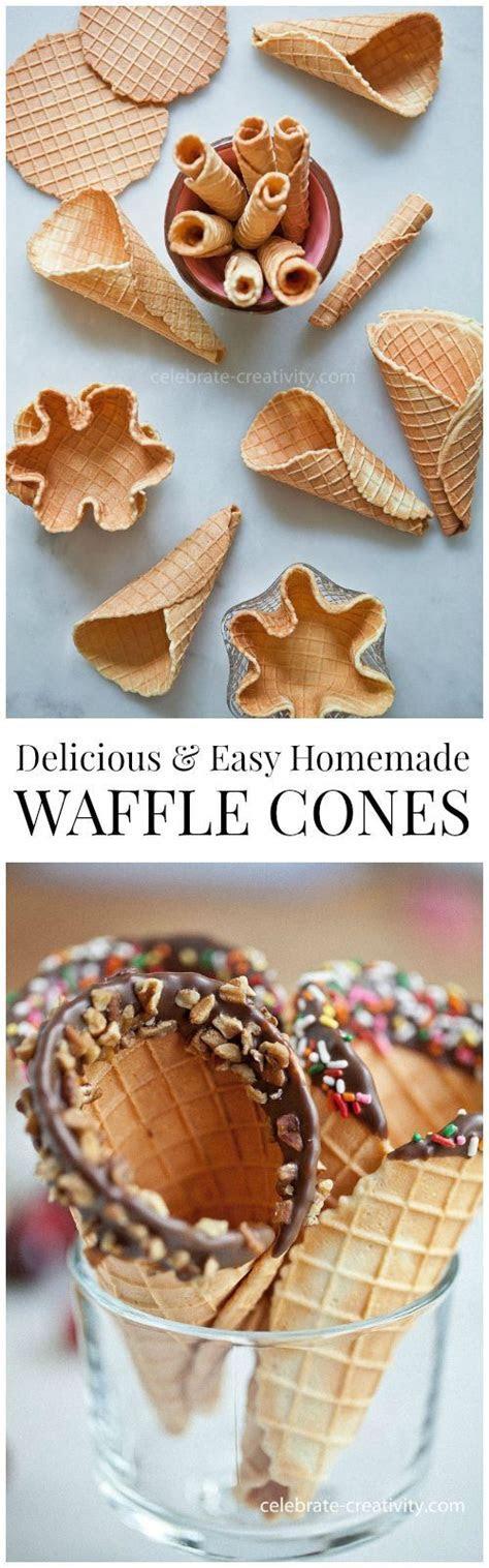 Best 25  Ice Cream Cones ideas on Pinterest   Ice cream