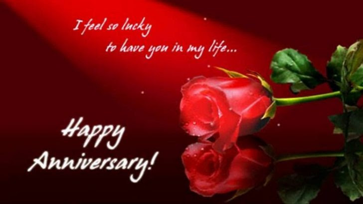 1st Year Marriage Wedding Anniversary Wishes Quotes Images