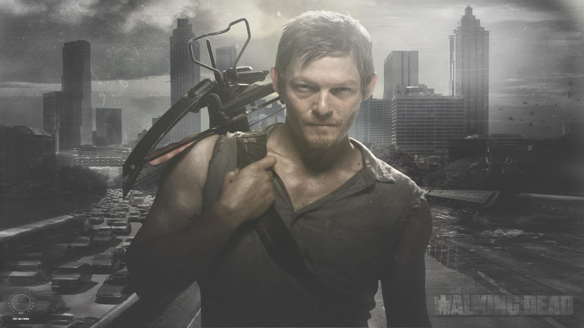 Daryl Walking Dead Wallpaper 48 Images