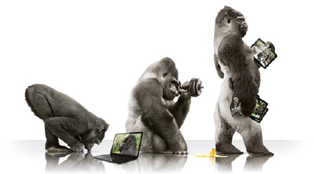 El nuevo Gorilla Glass se encargará de matar los gérmenes de tu pantalla