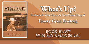 What's Up Book Banner