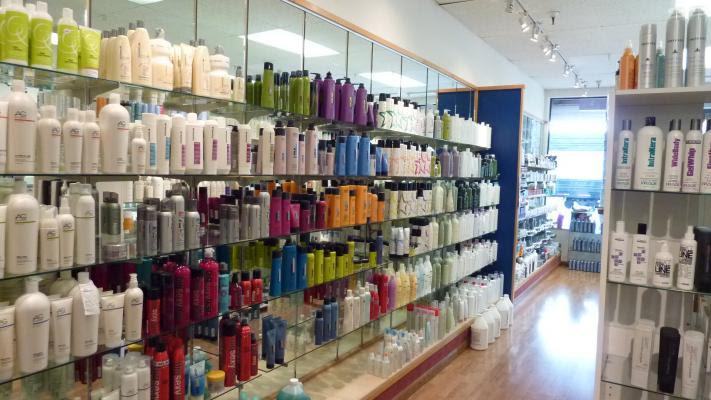 Beauty Supply Store And Salon, Napa Valley, California