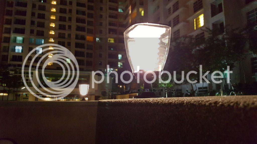 Solar Light  Vesper Solar Pillar Light  Solar Garden Light  11street Malaysia  Outdoor Lighting