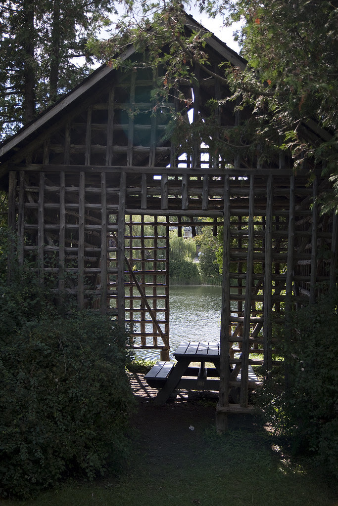 uxbridge   hut