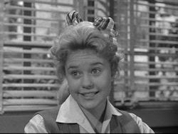 Cheryl Holdridge on Leave it to Beaver