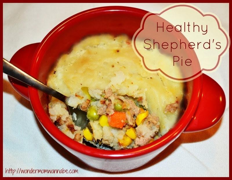 Healthy Shepherd's Pie