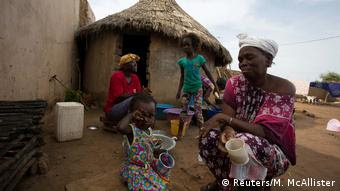 Senegal Migranten (Reuters/M. McAllister)