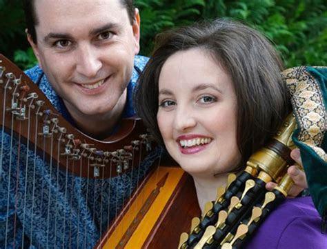 Celtic Folk Duo   Hire Harpists in Sydney for Weddings