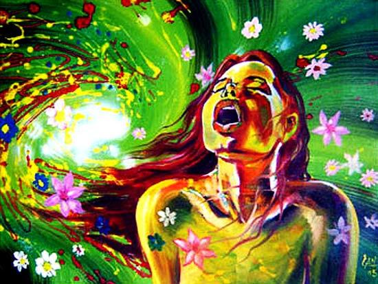 Resultado de imagen para pinturas de la primavera