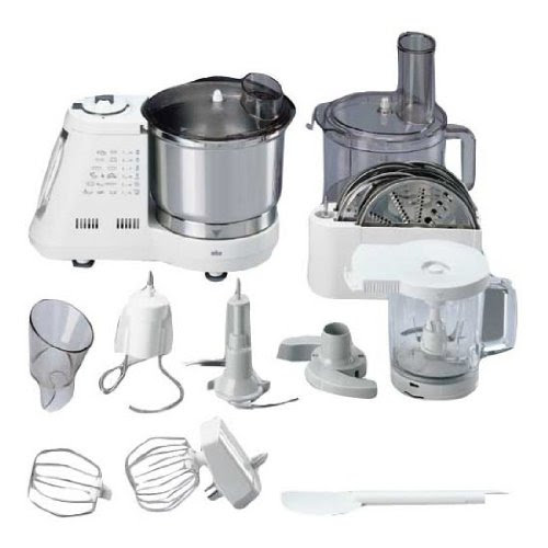 Braun k3000 robot da cucina multiquick 7 elettrodomestici - Braun robot da cucina ...