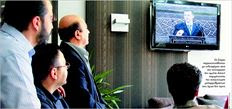 Θερµή υποδοχή  επεφύλαξαν οι  βουλευτές στον  Μπασάρ Αλ Ασαντ