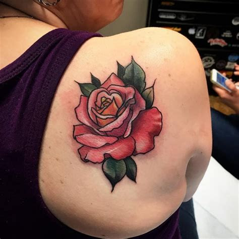 stylish roses tattoo designs meanings ideas
