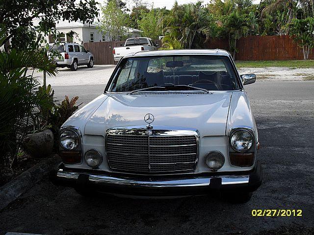 1976 Mercedes 280C For Sale Miami, Florida