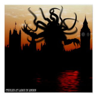 Cthulhu London Poster