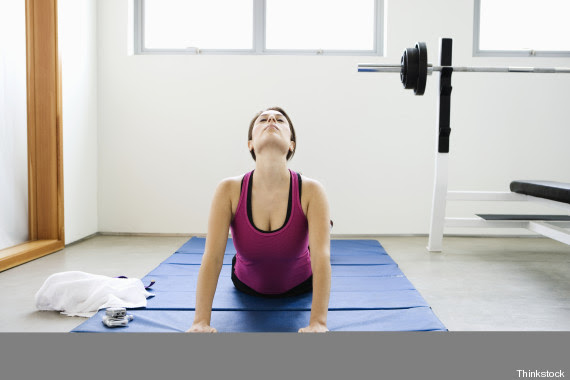 exercicio sozinha