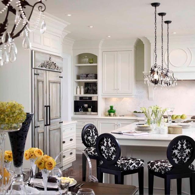 Regina Sturrock Design Classicism With a Twist - eclectic ...