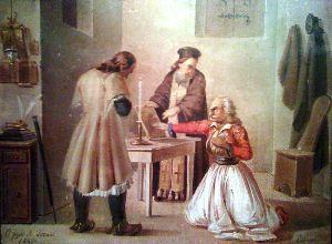 Ο όρκος των Φιλικών (1814-1821)