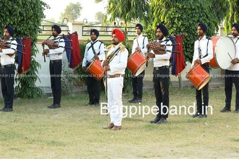 Bagpipe Band in Mumbai   Live Army, Military Pipe Band for