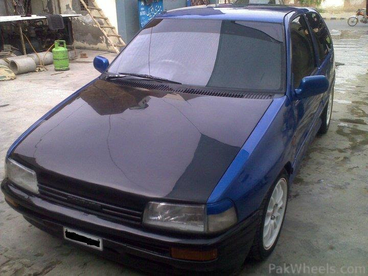 Modified Charade 88 Gtti Two Door For Sale Lhr Cars