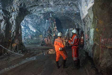 Randgold heads down underground auto path   Mining Magazine