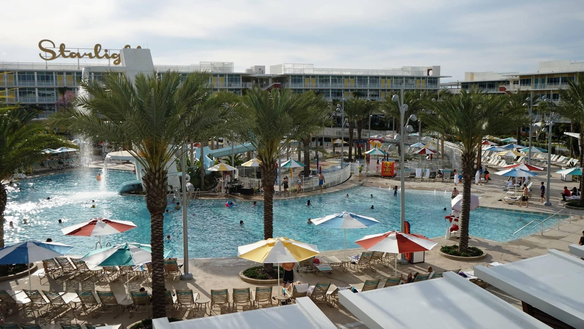 Cabana Bay Beach Resort The thrills of staying at
