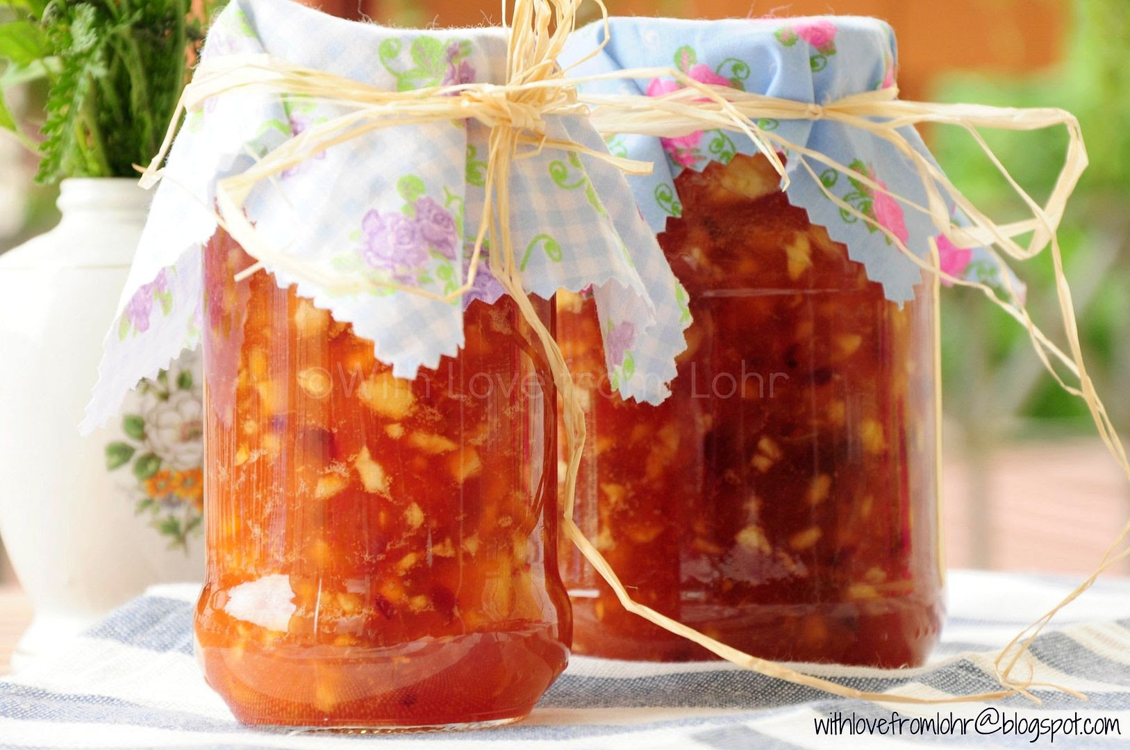 10.07.12, Home made confiture, anyone??
