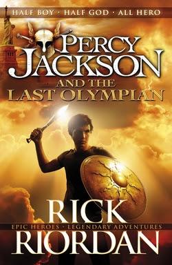 Percy Jackson T5