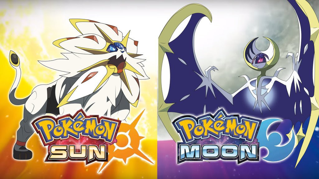 Resultado de imagem para Pokémon Sun & Moon