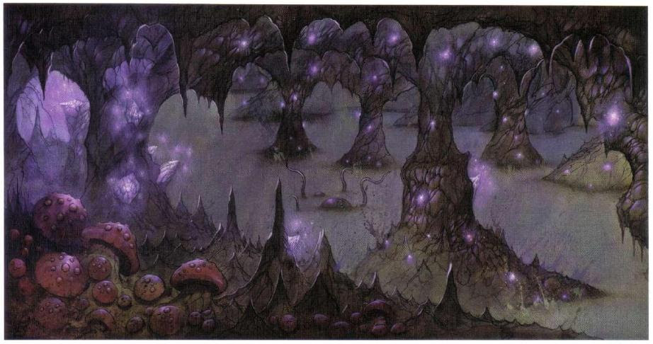 Out Of The Abyss Underdark Map - Maping Resources