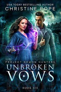 Unbroken Vows by Christine Pope