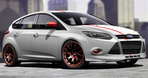 ford focus modified  dcarbon torque news