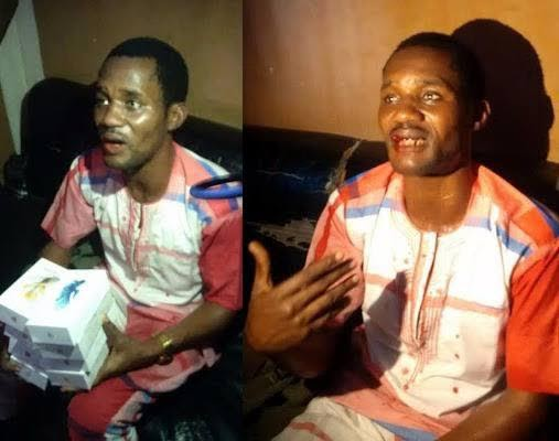 Seun Egbegbe who is charges for a series of alleged frauds arrives The Federal High Court.