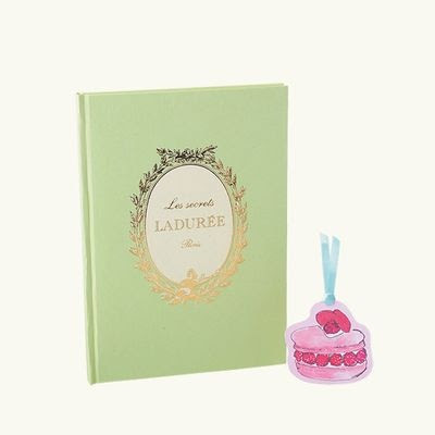 Ladurée notebook