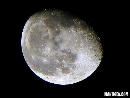 11.06.2009 The Moon / Ksiezyc