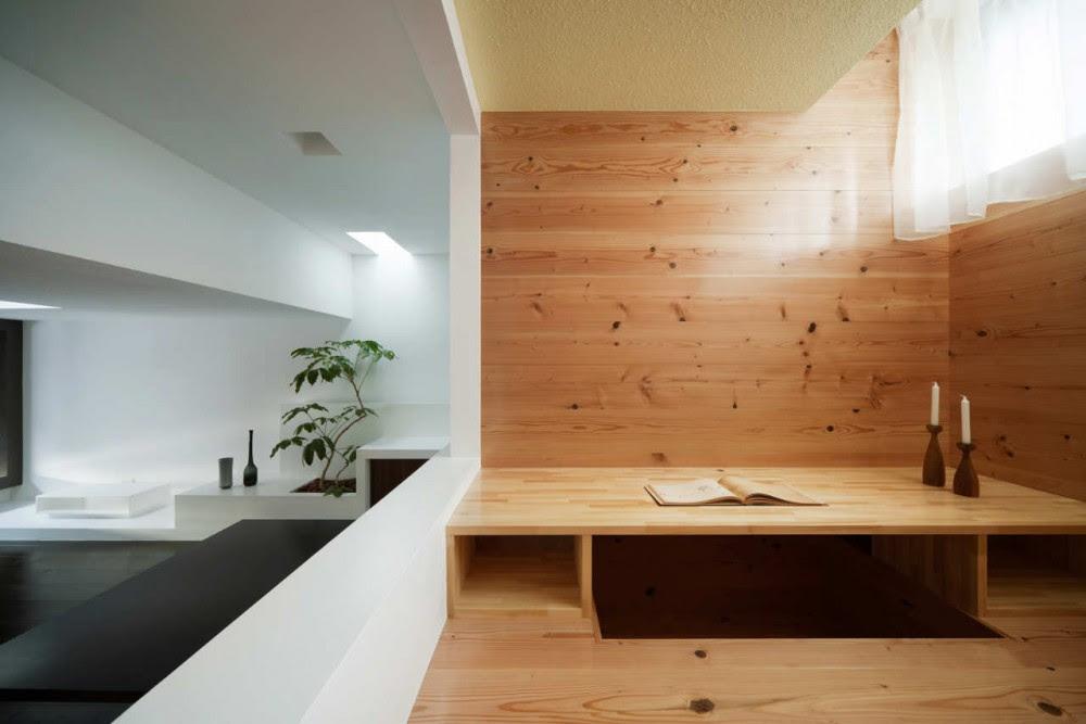 Gable House, FORM / Kouichi Kimura Architects, decoracion, diseño, interiores, muebles