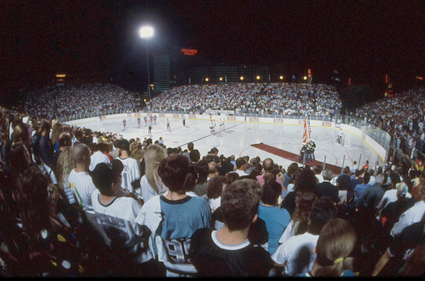 Caesars Palace outdoor game