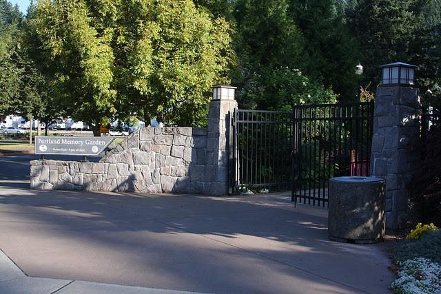 portland memory garden