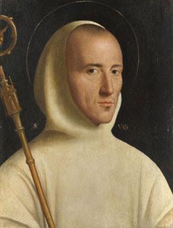 Image of St. Hugh of Grenoble