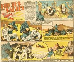pilote des sables 8