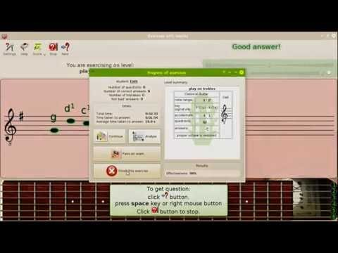 Nootka : un logiciel open source pour aider l'apprentissage de la musique