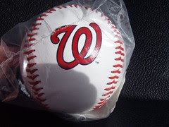 Nationals Spring Training Baseball