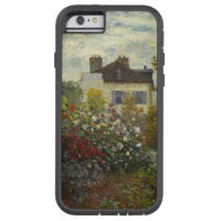 Claude Monet The Artist's Garden Floral Vintage Tough Xtreme iPhone 6 Case