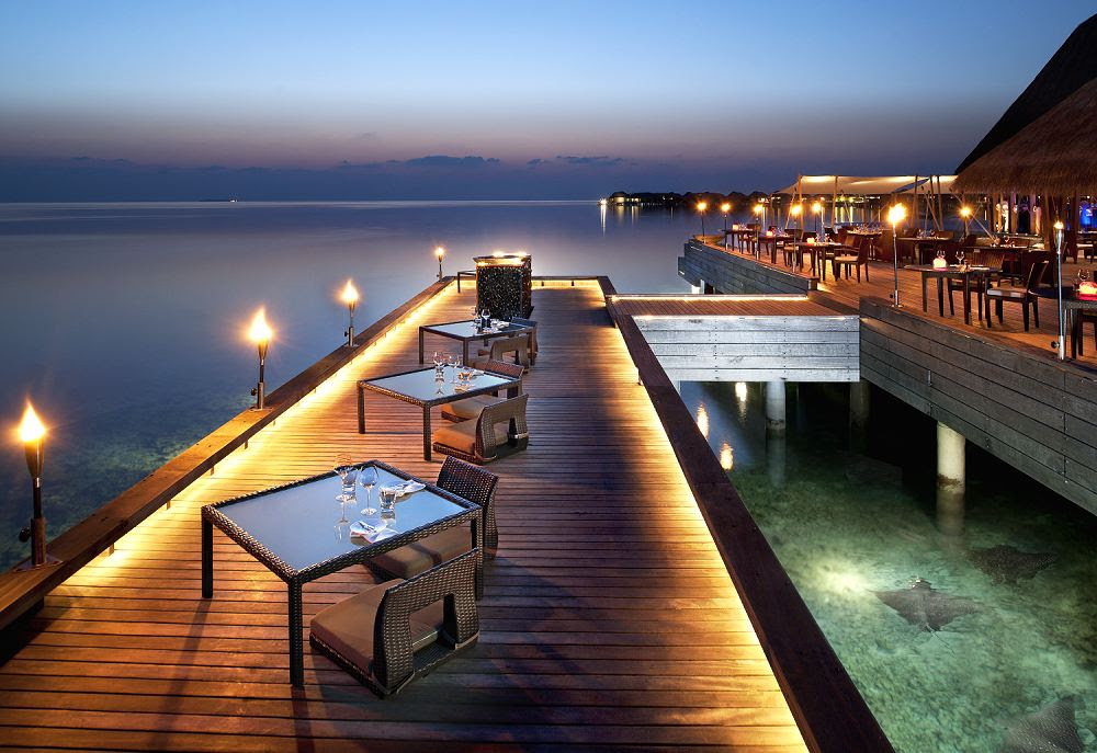 Best resorts in the Maldives